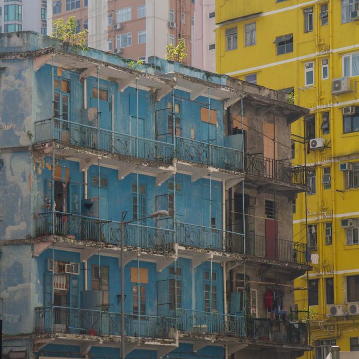 Hong Kong city break